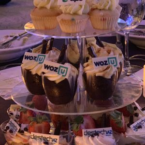 WozU Anniversary party